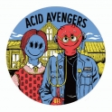 Acid Avengers Records 11
