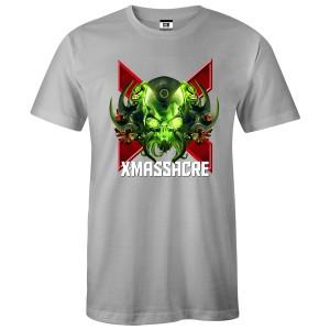 Tričko X-Massacre 2019 černé M