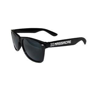 Sluneční brýle X-Massacre černé