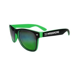 Sluneční brýle X-Massacre zelené