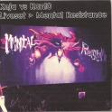Liveset Mental Resistance CD
