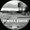 Syntax Error 01