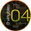 Vinyl Bleu 04 *