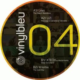 Vinyl Bleu 04