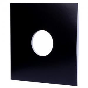 "100 ks obal discobag na 12"" černý"