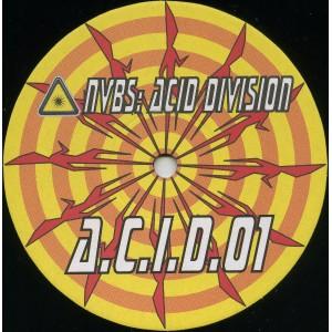 """A.C.I.D.01 (10"""") *"""